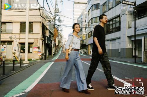 阿雅、李诞开启日本奇遇之旅 主办方供图