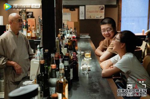 阿雅李诞在京都坊主bar 主办方供图